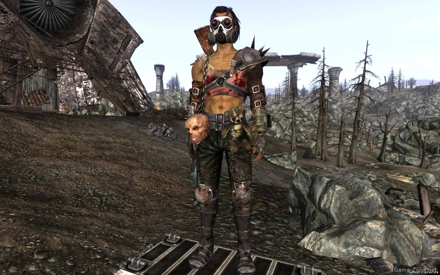 Мод для Fallout: New Vegas - Raiders v.1.2