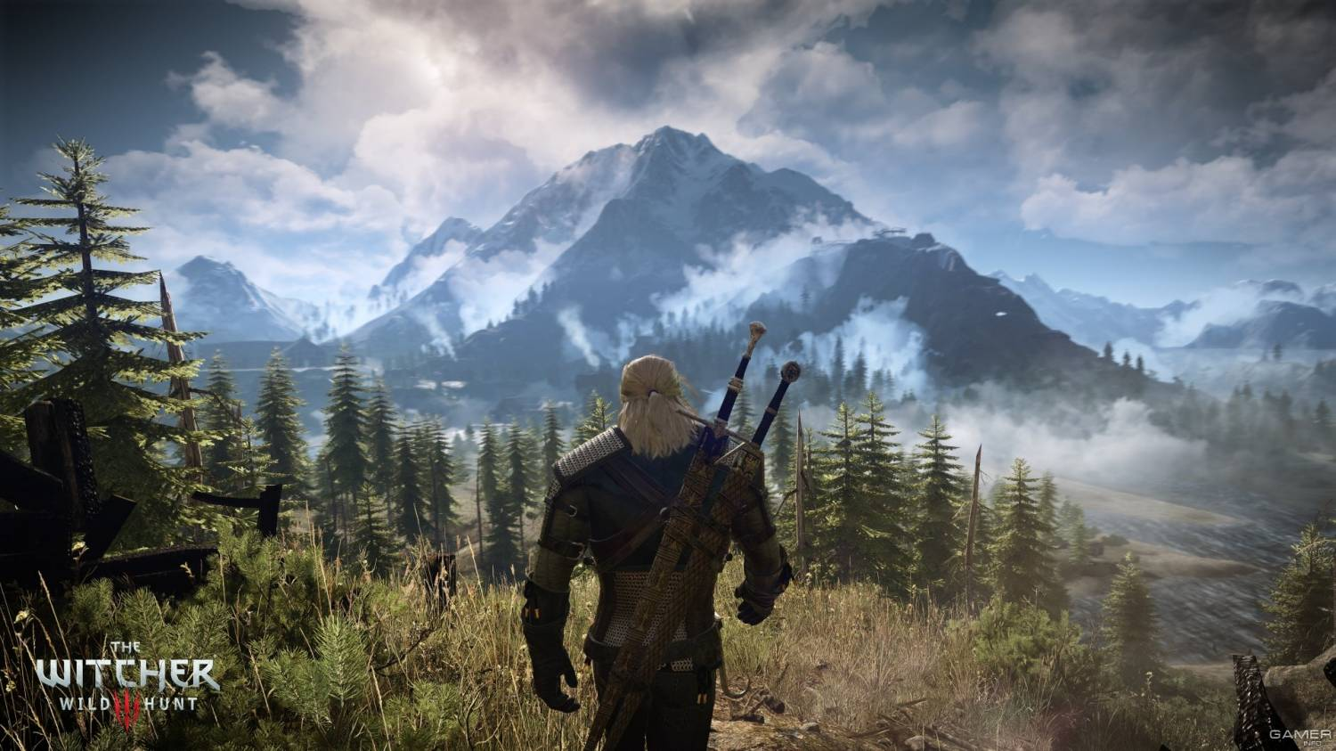 Кряк для The Witcher 3: Wild Hunt