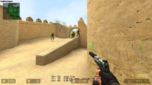 Аим, ВХ для Counter Strike: Source v84