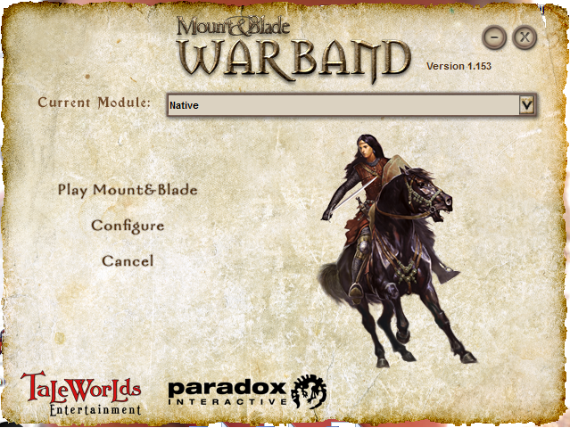 Русификатор для Mount and Blade: Warband