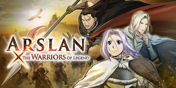 Кряк для Arslan: The Warriors of Legend
