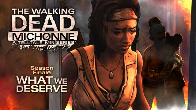 Русификатор The Walking Dead: Michonne – Episode 3