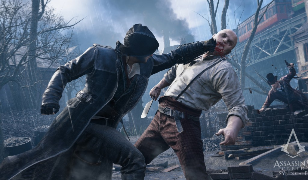 Геймплей Assassin's Creed Syndicate